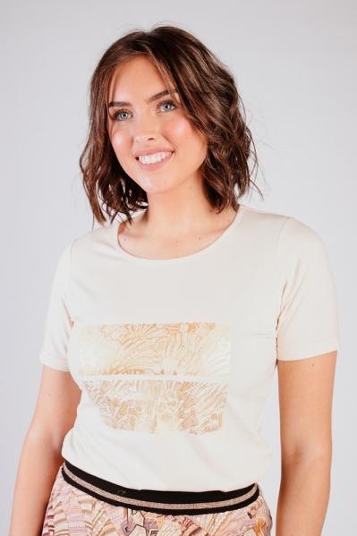 Tramontana Shirt / Top Champagne Q26-98-403