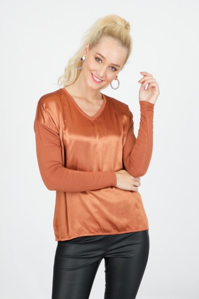 Le Ballon Shirt / Top Cognac 63652