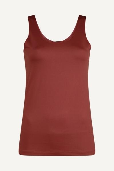 Tramontana Shirt / Top Cognac PIA 21SS1