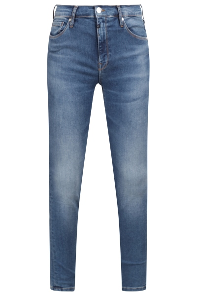 Blue Vintage 5-pocket skinny  denim