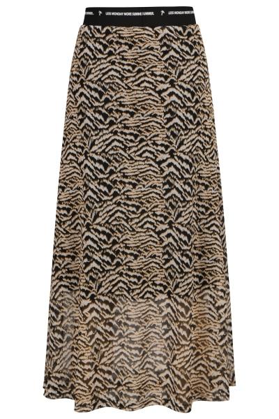 &Co Woman Rok Dierenprint Lisa skirt