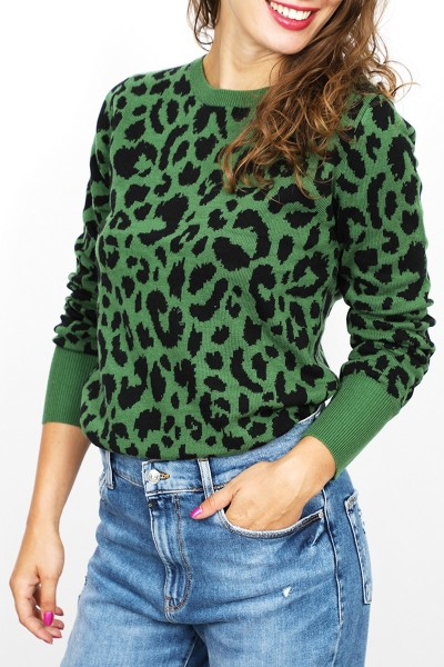 Fifth House by NIKKIE Shirt / Top Dierenprint FH 7-625 1905