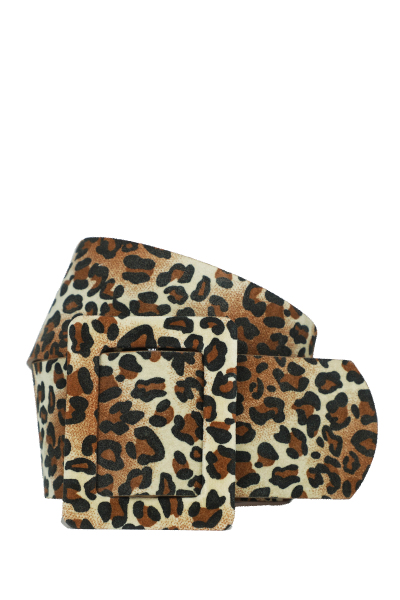 Freebird accessoire Dierenprint Suede breed animal