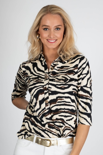 K-Design Tuniek Dierenprint Q808