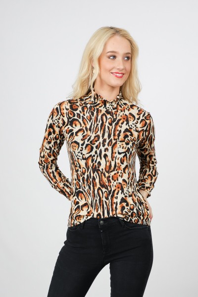 Key Largo Shirt / Top Dierenprint WLS Josy