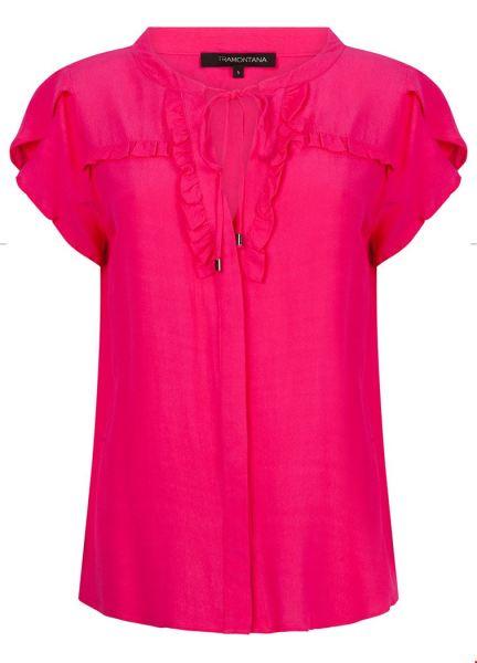 Tramontana Shirt / Top Fuchsia C10-92-304