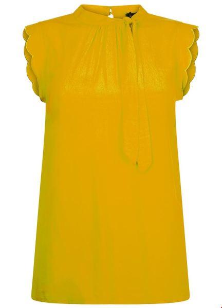 Tramontana Shirt / Top Geel C10-92-302