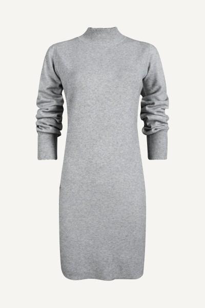 Your Essentials Midi-jurken Grijs Abbey