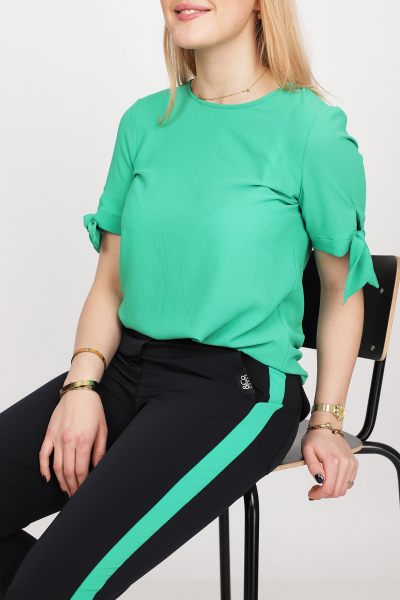 &Co Woman Shirt / Top Groen Reina Top