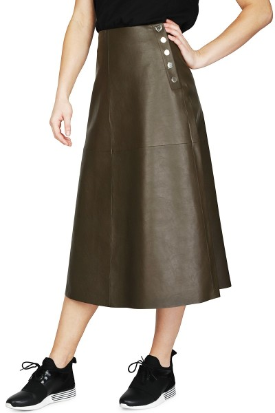 893708459becca deal Fifth House by NIKKIE Rok Groen Mason Skirt