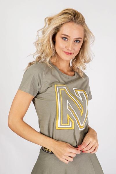 NIKKIE Shirt / Top Groen N 6-199 2002