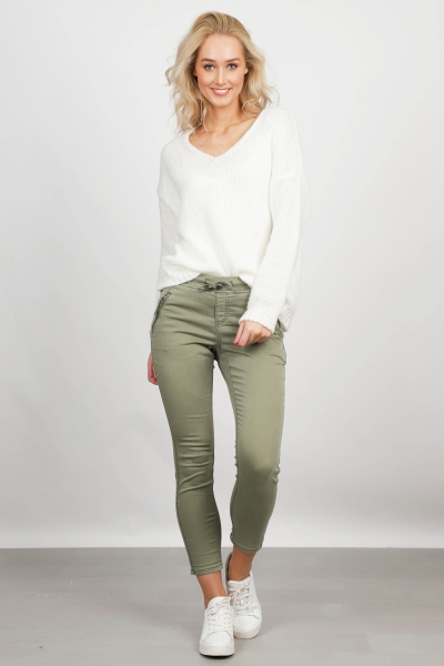 Red Button Broek Groen Tessy
