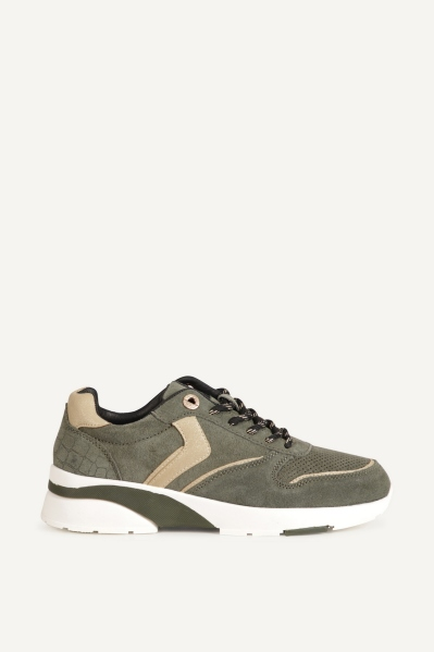 Shoecolate Sneaker Groen 8.20.06.141