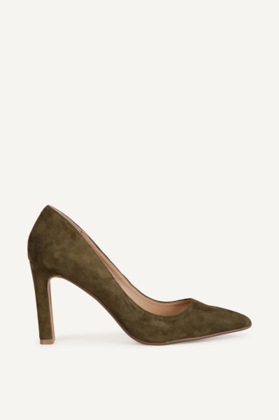 Steven New York Pump Groen Jan