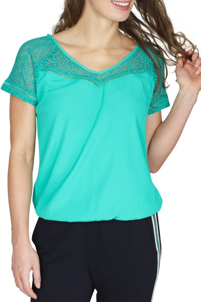 Tramontana Shirt / Top Groen C26-90-301
