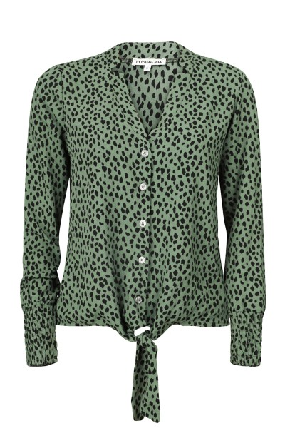 Typical Jill Blouse Groen Monique