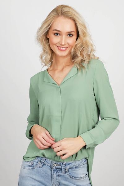 Vila Shirt / Top Groen 14044253