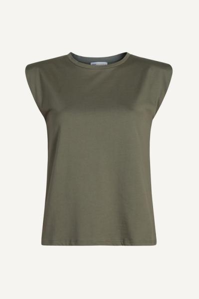 Your Essentials Shirt / Top Groen Saya