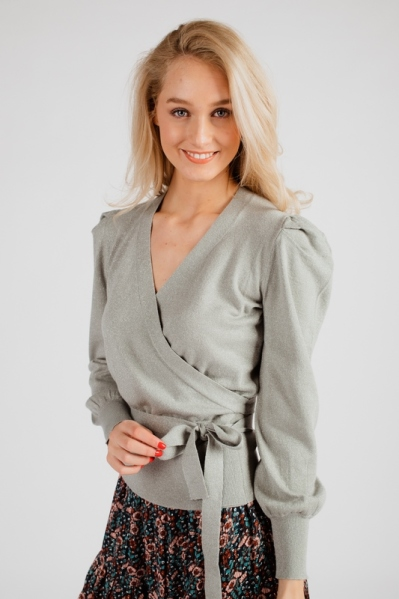 Your Essentials Vest Groen Shay