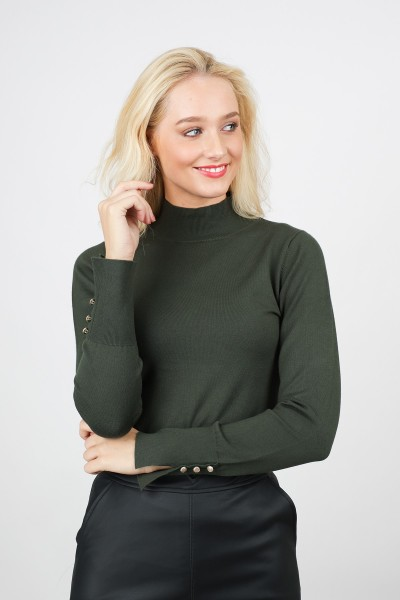 Your Essentials Shirt / Top Groen Kyra
