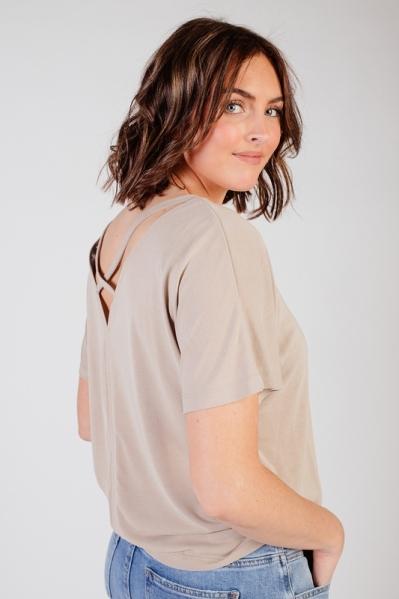 Geisha Shirt / Top Zand 12047-23