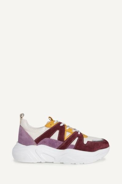 Poelman Sneaker Zand LPYEAR-07POE