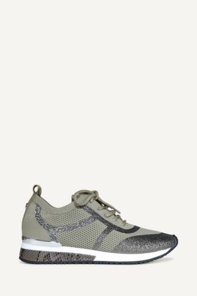 Sneaker glitter army