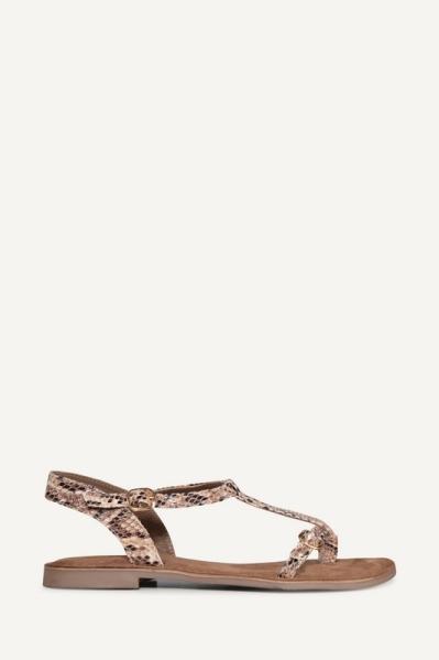 Tband snake dierenprint fake