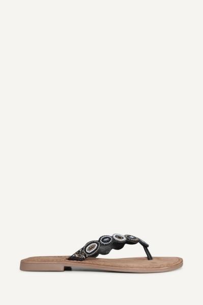 Zwart kraal zwart