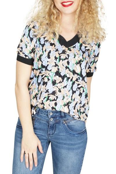 AAIKO Shirt / Top Multicolor Cima