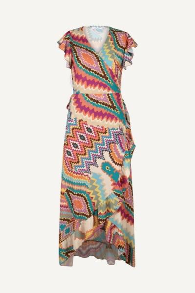 Ambika Maxi-jurk Multicolor 97130