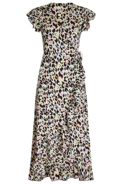 Ambika Maxi-jurken Multicolor Maryam
