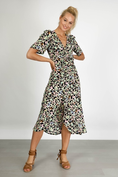 Ambika Maxi-jurken Multicolor Thomasa