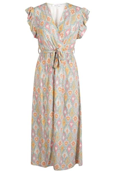 Ambika Maxi-jurken Multicolor 3963