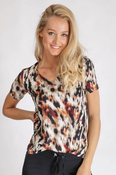 &Co Woman Shirt / Top Multicolor Luana top