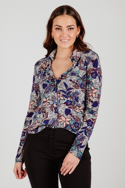 &Co Woman Blouse Multicolor Lotte