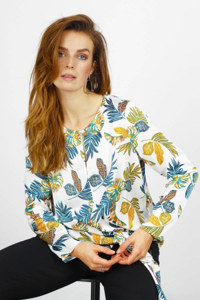 &Co Woman Shirt / Top Multicolor Babs
