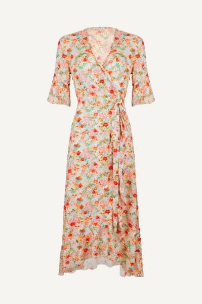 Esqualo Maxi-jurk Multicolor HS21.16207