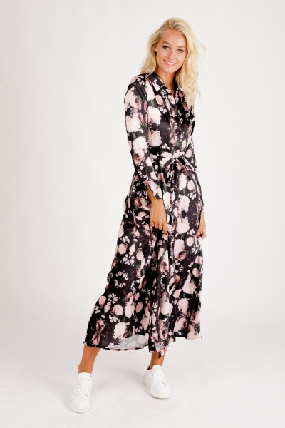 Est'seven Maxi-jurken Multicolor Rio Dress