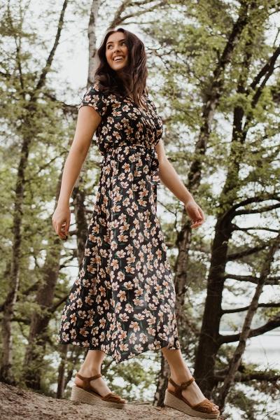 Femme9 Dresses Maxi-jurken Multicolor Trisha