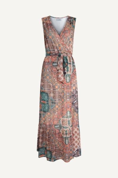 Femme9 Maxi-jurken Multicolor Alex