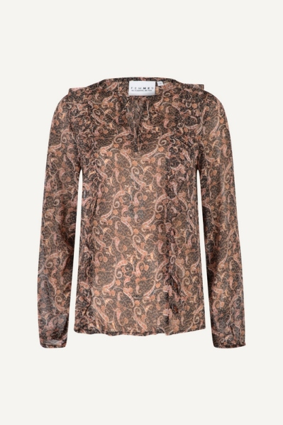 Femme9 Blouse Multicolor BREE AW21