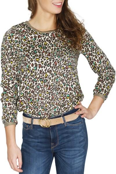 Geisha Shirt / Top Multicolor 93129-20