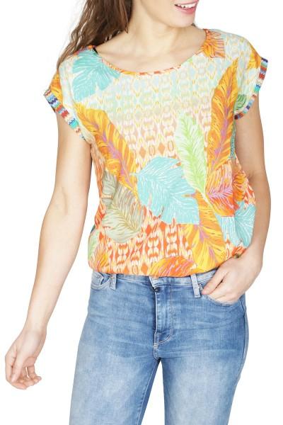 Geisha Shirt / Top Multicolor 93135-20