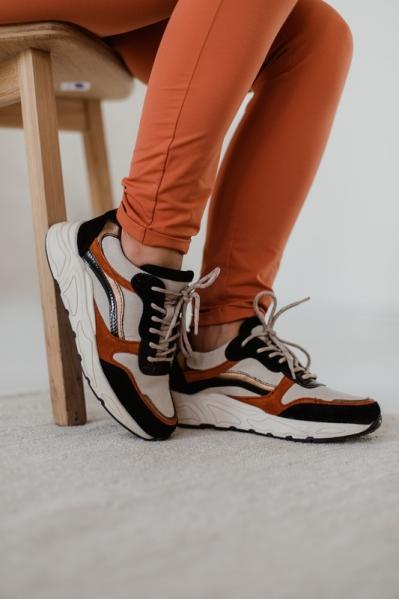 Label Of Elements Sneaker Multicolor Loe 6682