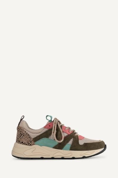 Poelman Sneaker Multicolor P6884POE3