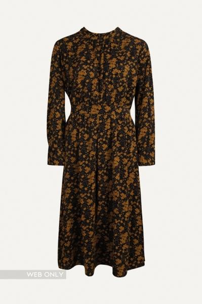 Smashed lemon Maxi-jurken Multicolor 20726