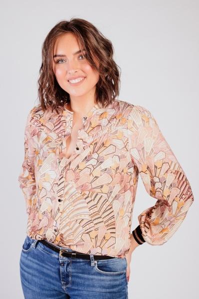 Tramontana Shirt / Top Multicolor C05-98-301