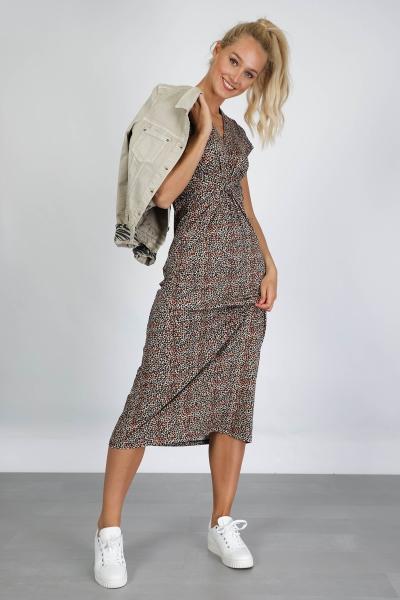 Tramontana Maxi-jurken Multicolor D12-95-501