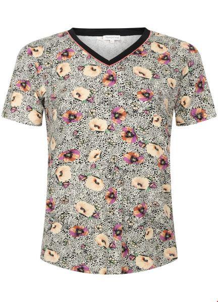 Tramontana Shirt / Top Multicolor D27-94-402